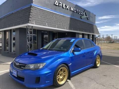 2012 Subaru Impreza for sale at Apex Motors in Murray UT