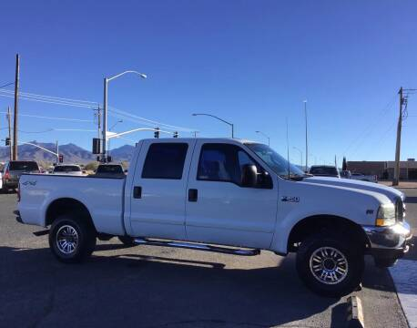2003 Ford F-250 Super Duty for sale at SPEND-LESS AUTO in Kingman AZ