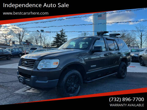 2006 Ford Explorer for sale at Independence Auto Sale in Bordentown NJ