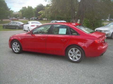 2010 Audi A4 for sale at AUTOHAUS in South Burlington VT