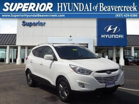 2015 Hyundai Tucson for sale at Superior Hyundai of Beaver Creek in Beavercreek OH