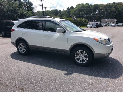 2011 Hyundai Veracruz for sale at Dorsey Auto Sales in Anderson SC