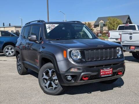 2019 Jeep Renegade for sale at Rocky Mountain Commercial Trucks in Casper WY