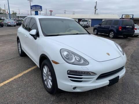 2014 Porsche Cayenne for sale at Ol Mac Motors in Topeka KS