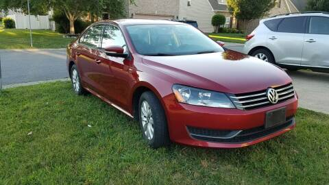 2015 Volkswagen Passat for sale at G T Auto Group in Goodlettsville TN