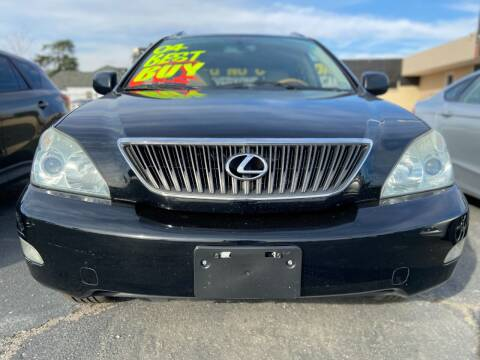 2004 Lexus RX 330 for sale at Global Auto Group in Fontana CA