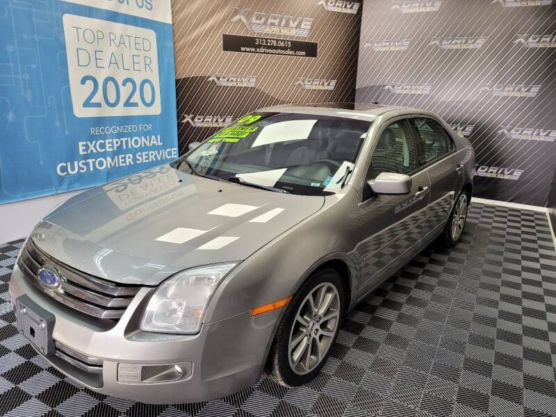 2009 Ford Fusion for sale at X Drive Auto Sales Inc. in Dearborn Heights MI