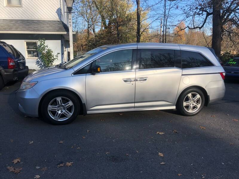 2011 Honda Odyssey for sale at 22nd ST Motors in Quakertown PA