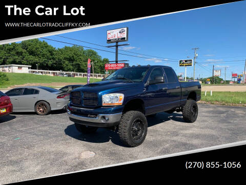 2006 Dodge Ram Pickup 2500 for sale at The Car Lot in Radcliff KY