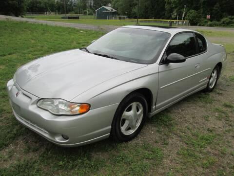 2003 Chevrolet Monte Carlo for sale at Peekskill Auto Sales Inc in Peekskill NY