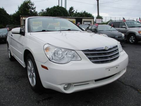 2008 Chrysler Sebring for sale at Unlimited Auto Sales Inc. in Mount Sinai NY