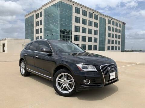 2015 Audi Q5 for sale at SIGNATURE Sales & Consignment in Austin TX