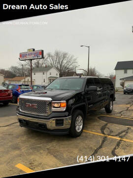 2014 GMC Sierra 1500 for sale at Dream Auto Sales in South Milwaukee WI