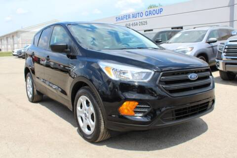 2017 Ford Escape for sale at SHAFER AUTO GROUP in Columbus OH