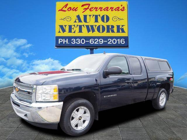 2012 Chevrolet Silverado 1500 for sale at Lou Ferraras Auto Network in Youngstown OH