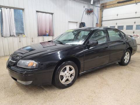 2005 Chevrolet Impala for sale at Sand's Auto Sales in Cambridge MN