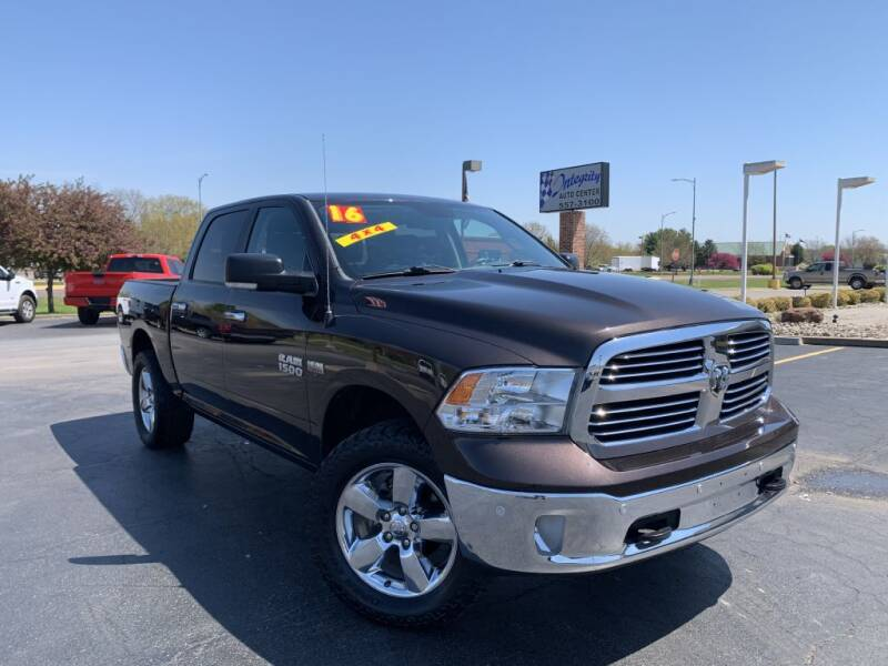 2016 RAM Ram Pickup 1500 for sale at Integrity Auto Center in Paola KS