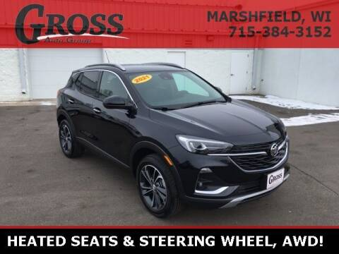 2021 Buick Encore GX for sale at Gross Motors of Marshfield in Marshfield WI