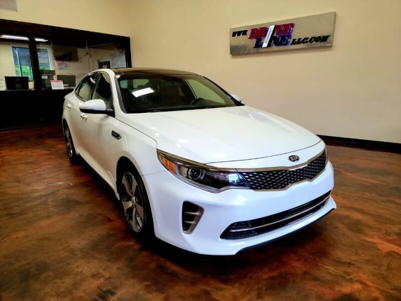 2016 Kia Optima for sale at Driveline LLC in Jacksonville FL