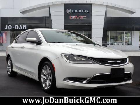 2015 Chrysler 200 for sale at Jo-Dan Motors in Plains PA