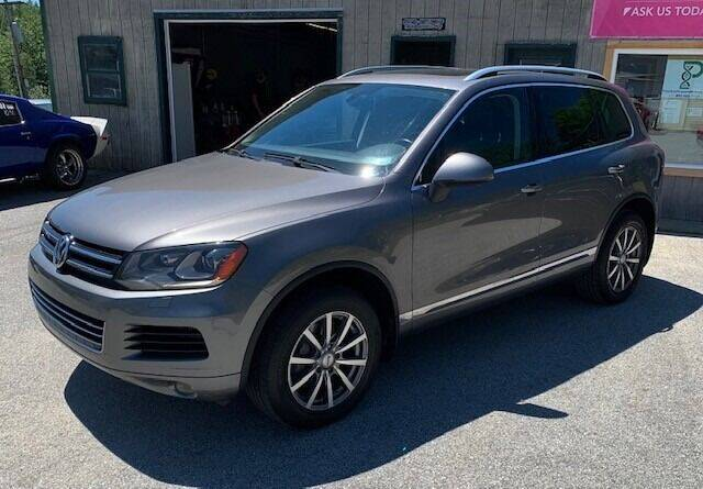 2012 Volkswagen Touareg for sale at Past & Present MotorCar in Waterbury Center VT