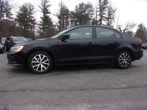 2016 Volkswagen Jetta for sale at Mark's Discount Truck & Auto Sales in Londonderry NH
