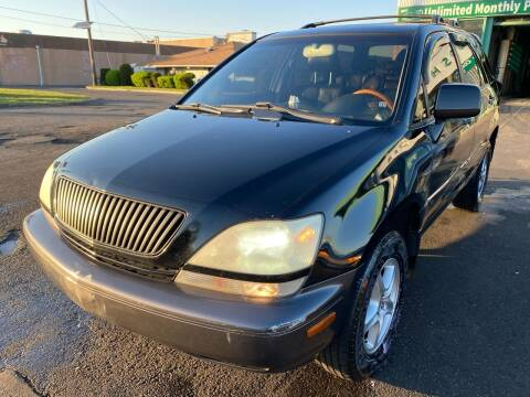 2003 Lexus RX 300 for sale at MFT Auction in Lodi NJ