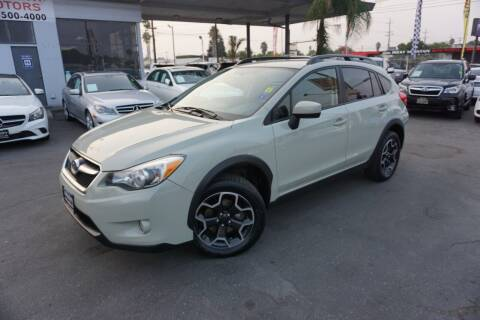 2015 Subaru XV Crosstrek for sale at Industry Motors in Sacramento CA