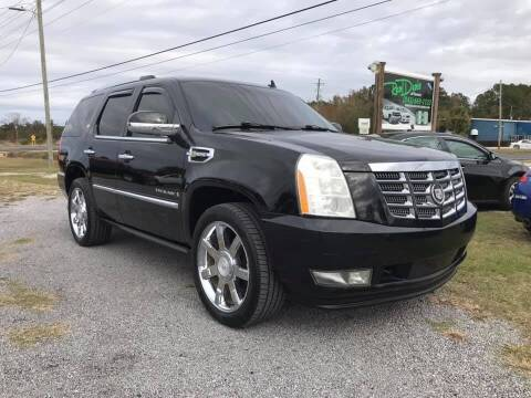 2009 Cadillac Escalade Hybrid for sale at Real Deals of Florence, LLC in Effingham SC