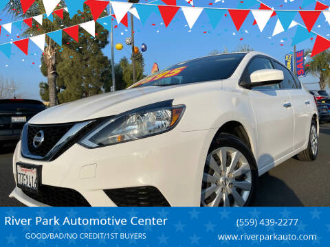 2017 Nissan Sentra for sale at River Park Automotive Center in Fresno CA