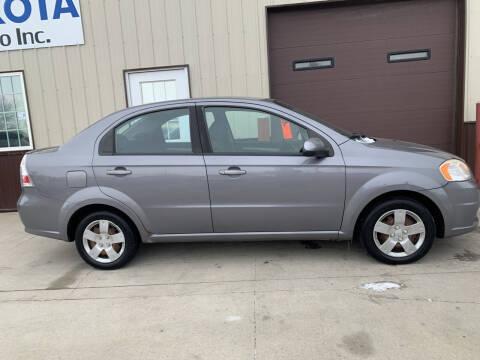 2010 Chevrolet Aveo for sale at Dakota Auto Inc. in Dakota City NE