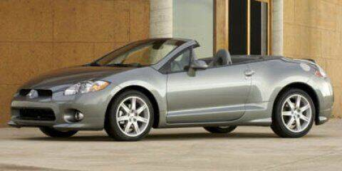 2007 Mitsubishi Eclipse Spyder for sale at DON'S CHEVY, BUICK-GMC & CADILLAC in Wauseon OH