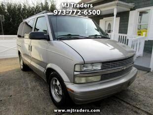 2003 Chevrolet Astro for sale at M J Traders Ltd. in Garfield NJ