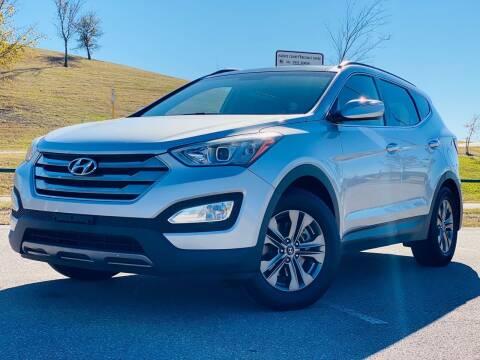 2014 Hyundai Santa Fe Sport for sale at AUTO DIRECT in Houston TX