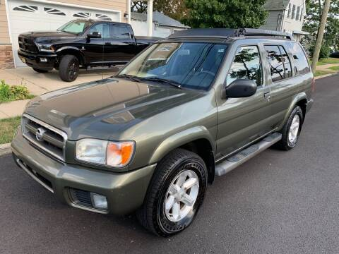 2004 Nissan Pathfinder for sale at Jordan Auto Group in Paterson NJ