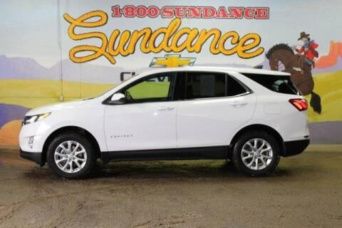 2020 Chevrolet Equinox for sale at Sundance Chevrolet in Grand Ledge MI