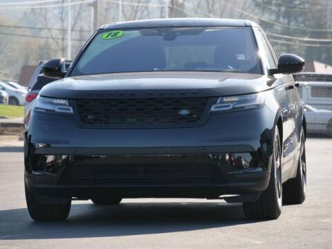 2018 Land Rover Range Rover Velar for sale at CLINT NEWELL USED CARS in Roseburg OR