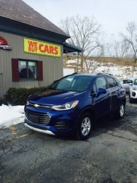 2017 Chevrolet Trax for sale at Mehan's Auto Center in Mechanicville NY