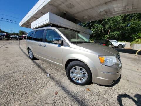 2008 Chrysler Town and Country for sale at McAdenville Motors in Gastonia NC