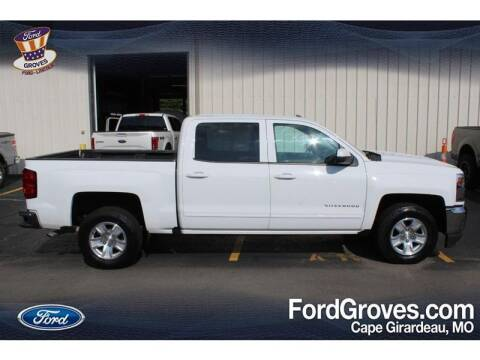 2018 Chevrolet Silverado 1500 for sale at JACKSON FORD GROVES in Jackson MO
