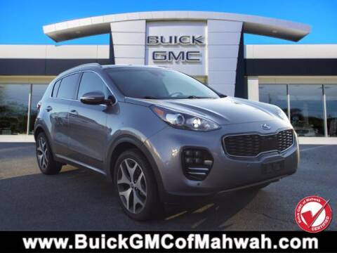 2017 Kia Sportage for sale at Classified pre-owned cars of New Jersey in Mahwah NJ