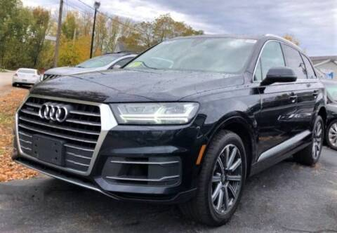 2017 Audi Q7 for sale at Top Line Import in Haverhill MA
