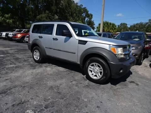 2008 Dodge Nitro for sale at DONNY MILLS AUTO SALES in Largo FL