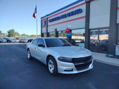2018 Dodge Charger for sale at Ultimate Auto Deals DBA Hernandez Auto Connection in Fort Wayne IN