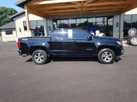 2016 Chevrolet Colorado for sale at Premier Auto Source INC in Terre Haute IN