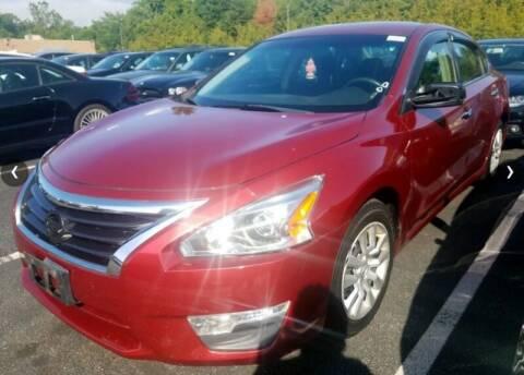 2013 Nissan Altima for sale at JacksonvilleMotorMall.com in Jacksonville FL