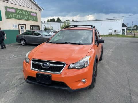 2015 Subaru XV Crosstrek for sale at Brill's Auto Sales in Westfield MA