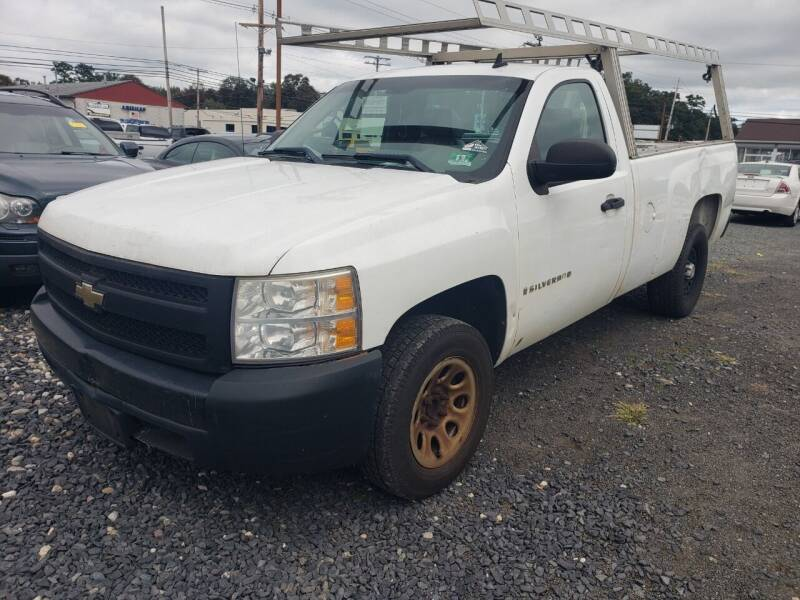 2008 Chevrolet Silverado 1500 for sale at CRS 1 LLC in Lakewood NJ
