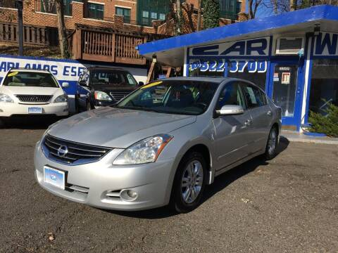 2010 Nissan Altima for sale at Car World Inc in Arlington VA