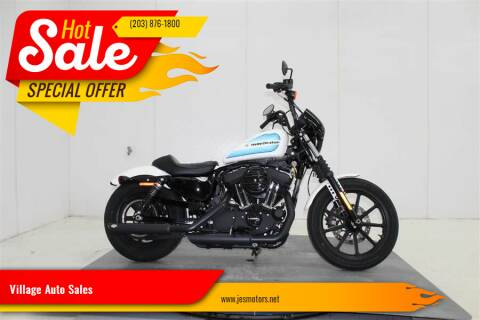 2019 Harley Davidson Sportster for sale at Village Auto Sales in Milford CT